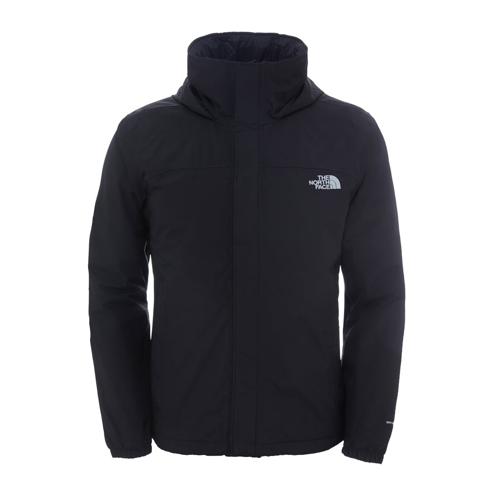 The North Face Mens Resolve Insulated Jacket Men S From