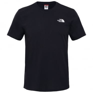 b0c8e7a66 Mens Short Sleeve Simple Dome Tee. The North Face ...
