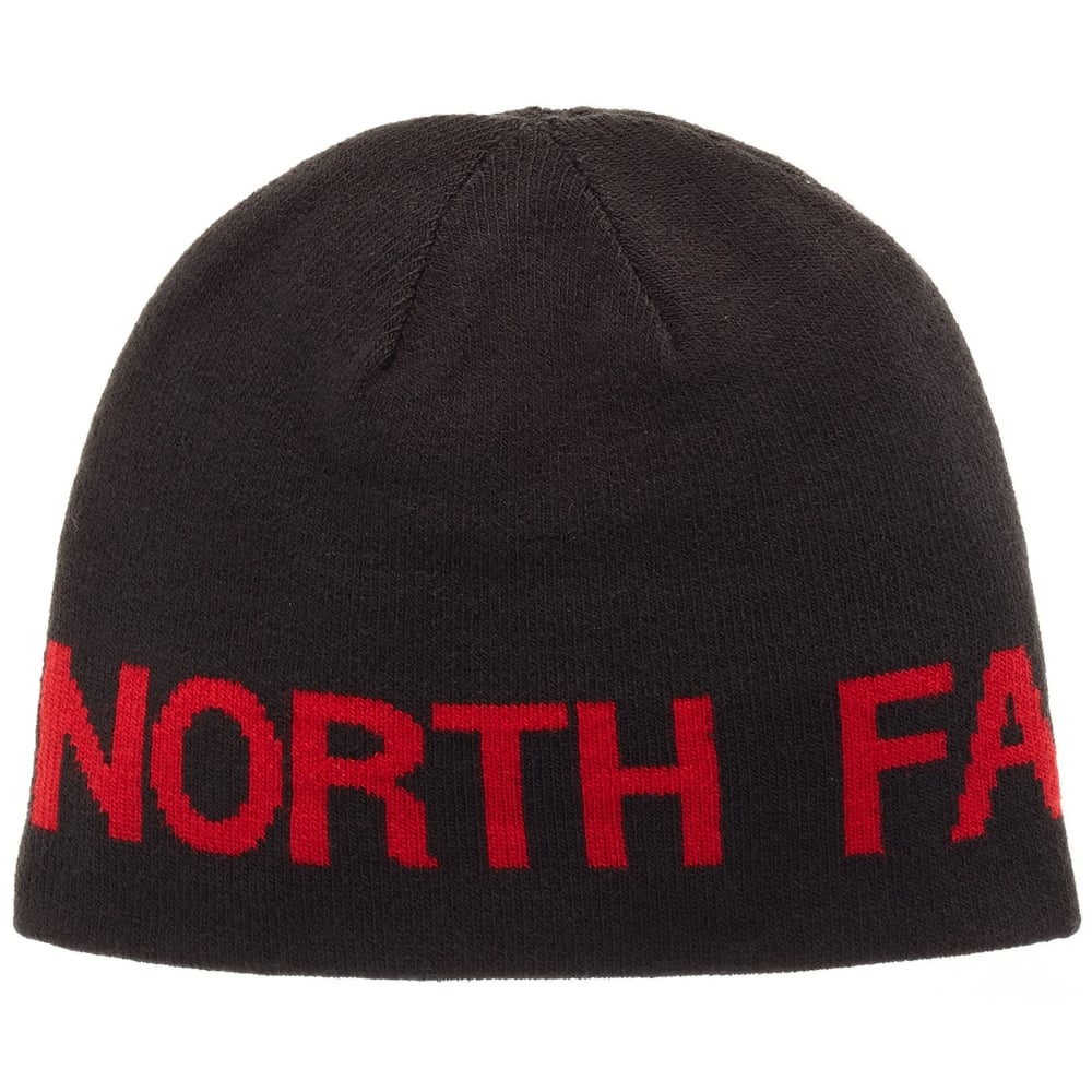 The North Face Reversible TNF Banner Beanie - Under £30 from Gaynor ... ac63889da69a