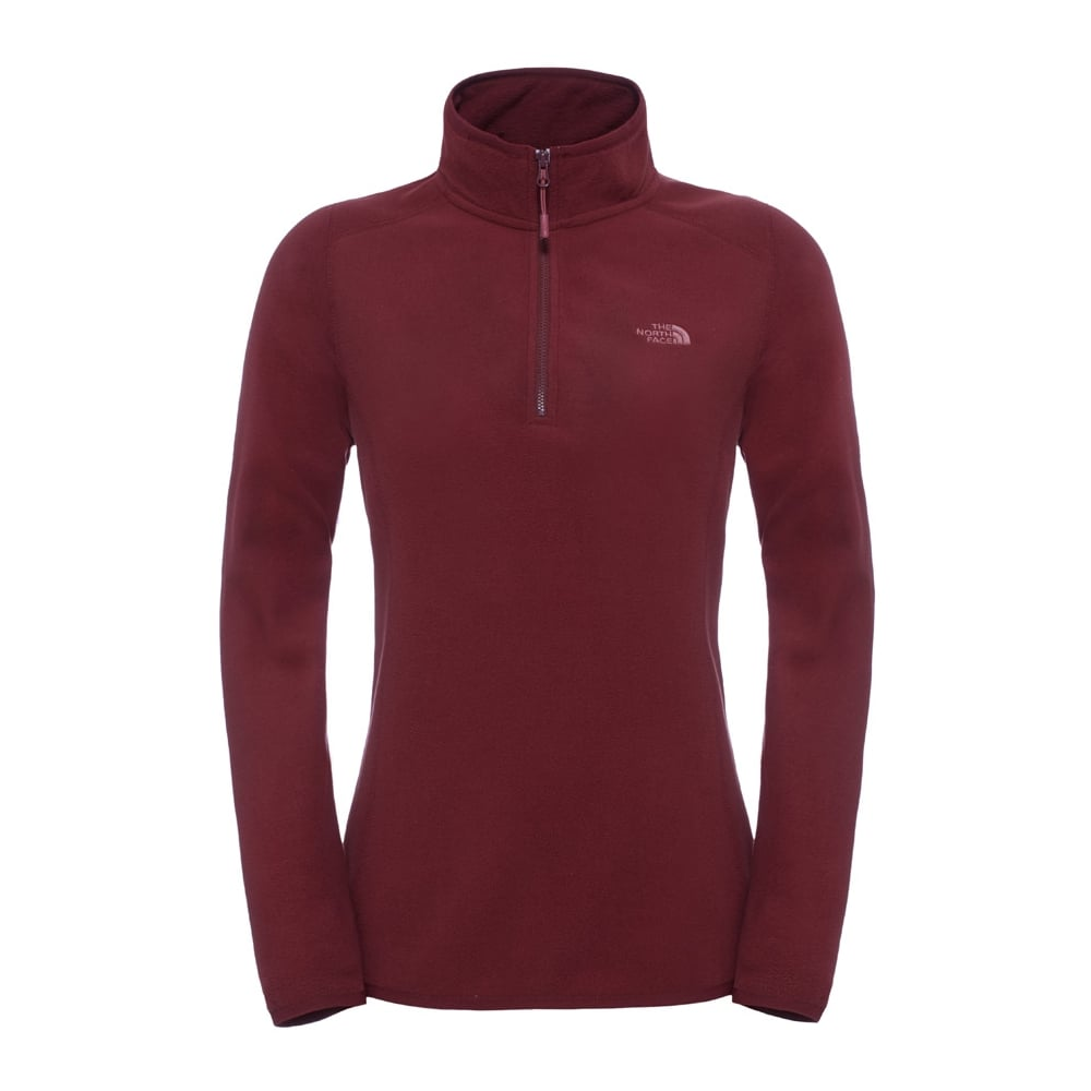 The North Face Womens 100 Glacier 1 4 Zip - Women s from Gaynor ... cd66f29c5