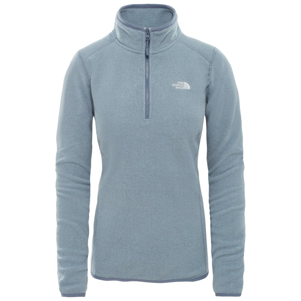 The North Face Womens 100 Glacier 1 4 Zip - Under £30 from Gaynor ... 1835d32e5
