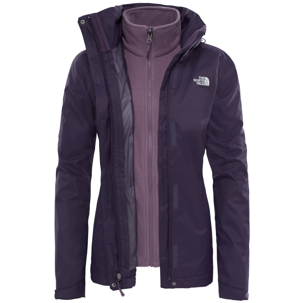 161a762e34 The North Face Womens Evolve II Triclimate Jacket - Women s from ...