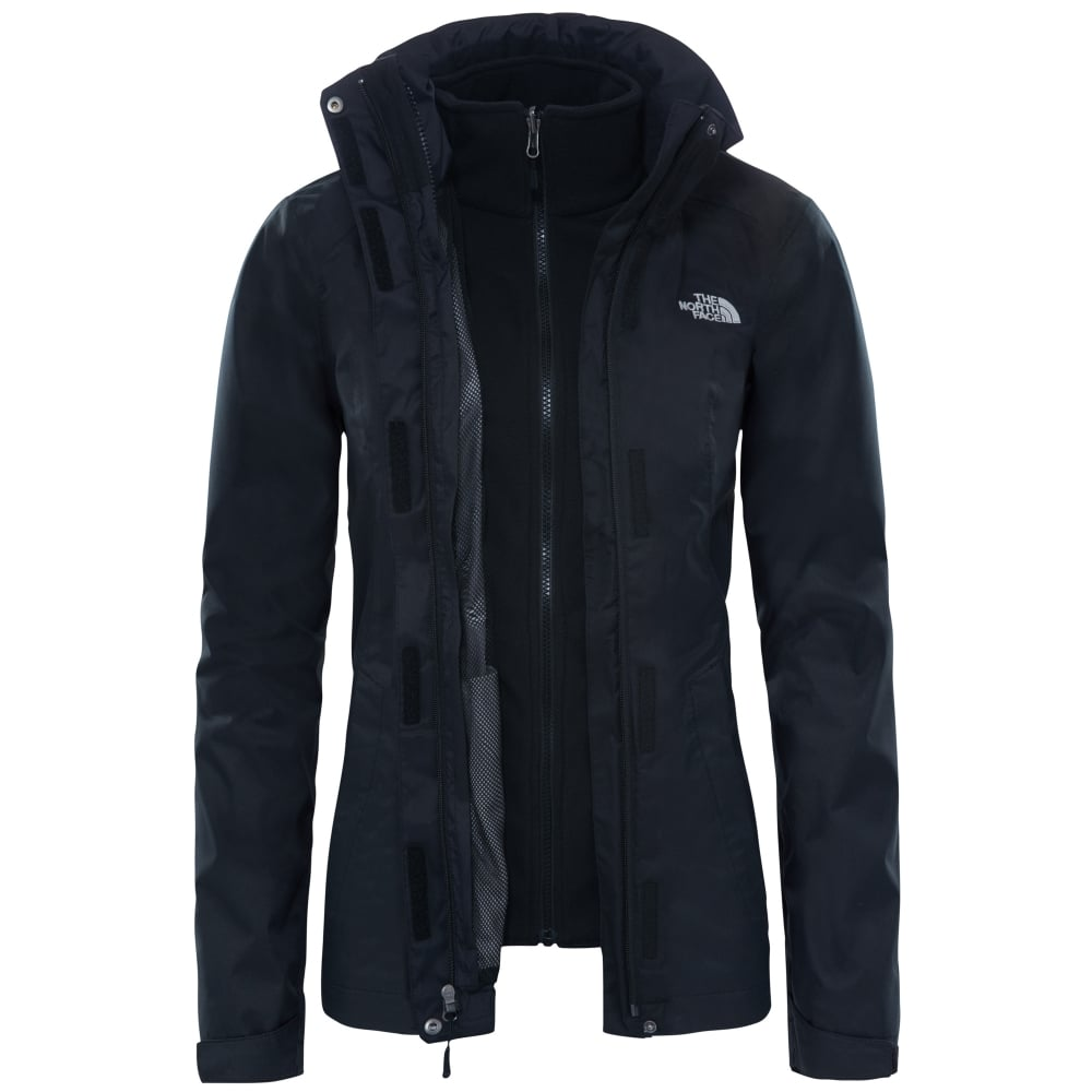 the north face womens evolve ii triclimate jacket women. Black Bedroom Furniture Sets. Home Design Ideas