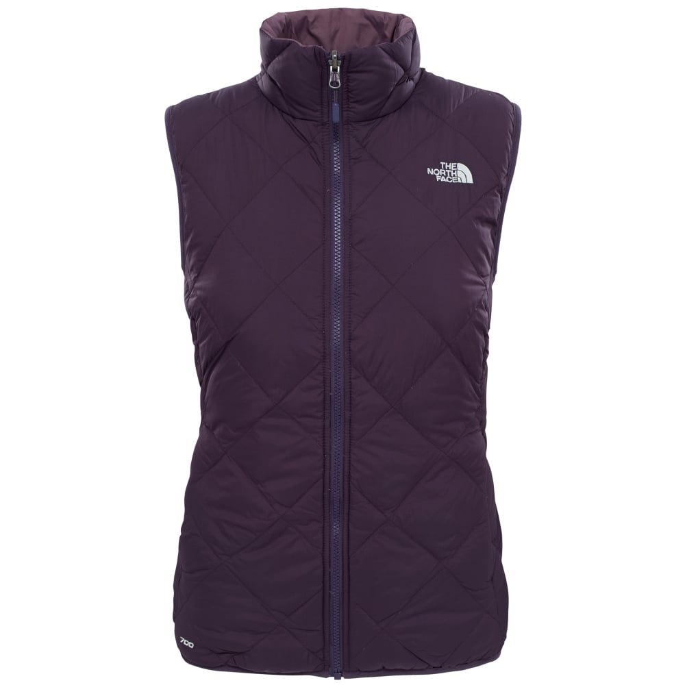 The North Face Womens Peak Frontier Reversible Down Vest - Women s ... dc75a2eae