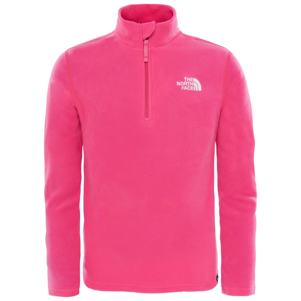 The North Face Youth Glacier 1 4 Zip - Under £30 from Gaynor Sports UK 16b4c34bb