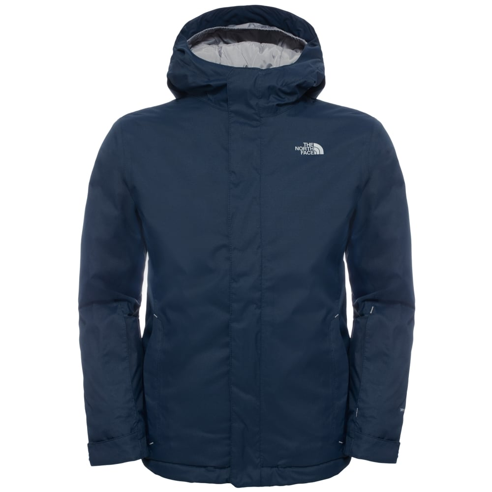 06cb7aa159498 The North Face Youth Snow Quest Jacket - Children's from Gaynor Sports UK