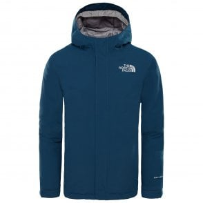 8096444d6 usa north face youth snowquest jacket 23f8b cf45d
