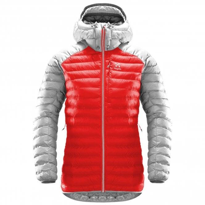 uusin muotoilu ammattimainen myynti valtava alennus Haglofs Womens Essens Mimic Hooded Jacket