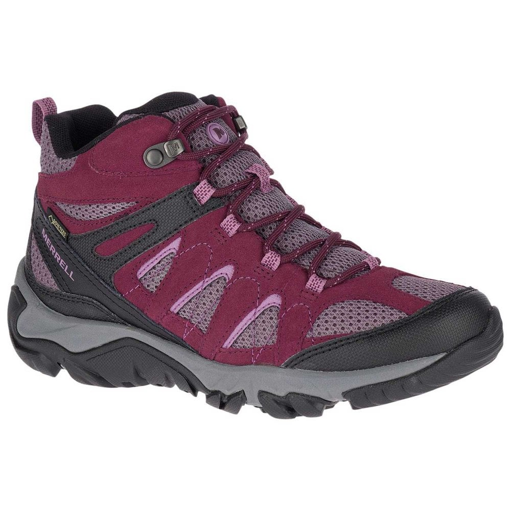 Merrell Womens Outmost Vent Mid GTX
