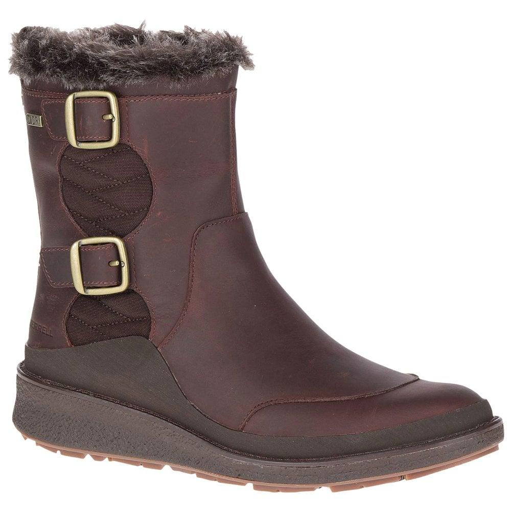 218d42c9e7 Womens Tremblant Ezra Tall Wp Ice+ Winter Boots short